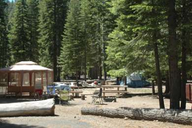 Lost Creek Group Campground