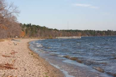 Lake Bemidji Campground