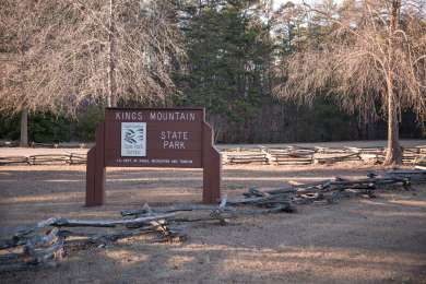 Kings Mountain Campground