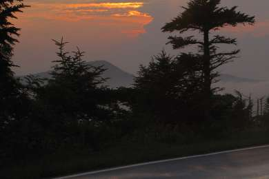 Mount Mitchell Campground