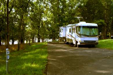Bledsoe Creek Camping Campground
