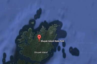 Shuyak Island Campground