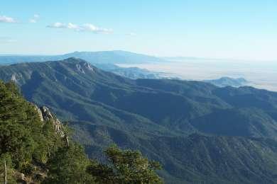 Manzano Mountains State Park Campground