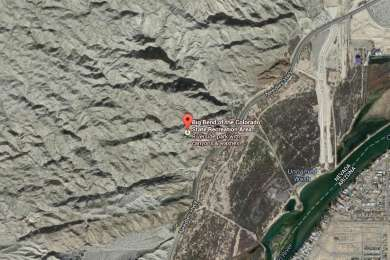 Big Bend of the Colorado Campground