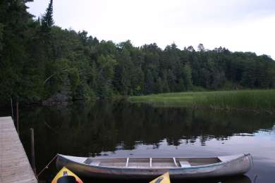 Better to keep the canoe on the river - its about 250 steps up the bank and a 1/4 mile hike to the campgrounds.