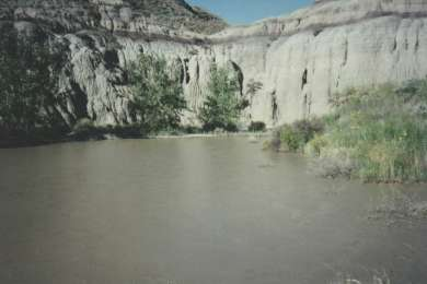 Cains Coulee Campground