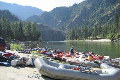Steck Park Campground