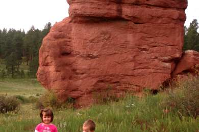 Painted Rocks Campground