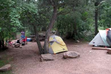 St. Charles Campground