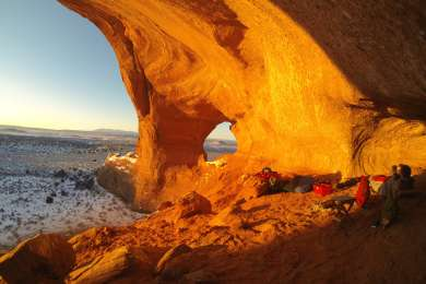Nearby on CO-131 is the gorgeous Looking Glass Arch. So much to do outside the National Parks.
