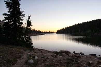 Lake Cleveland Campground