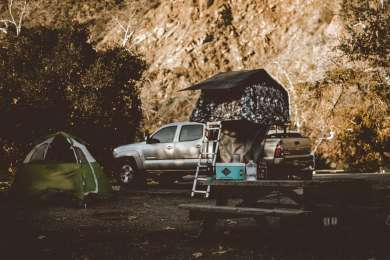 Malibu Creek Campground