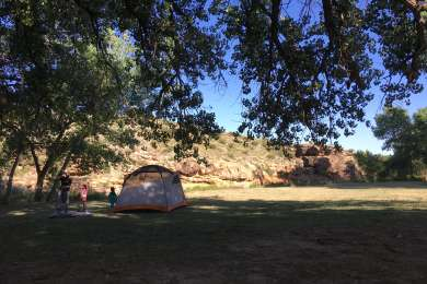 Black Mesa Campground