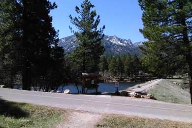 Pine Valley Reservoir