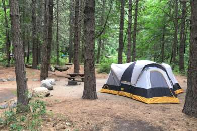Eightmile Campground