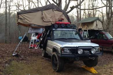 the GOXPLOR4x4 (GO-X2) and a weekend of good times.