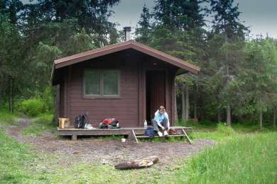 Caribou Creek Cabin