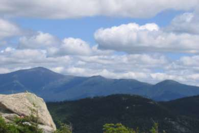 View from summit of Middle Sugarloaf, walking distance from the campground. Easy hike for elementary age kids and older.