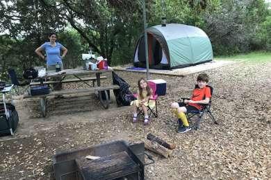 Turkey Sink Campground