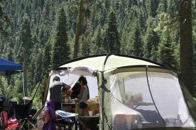 Boulder Flat Campground