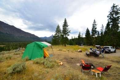 Crazy Creek Campground