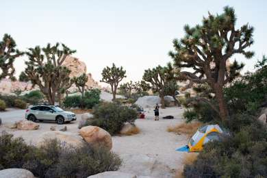 Hidden Valley Campground