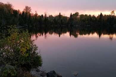 White Pine Lake Rustic Campground