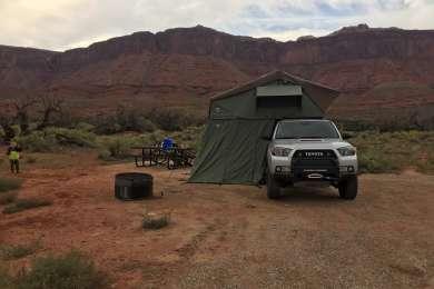Lower Onion Creek Campground