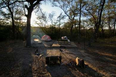 Fossil Ridge Campground