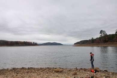 Lake Ouachita Campground