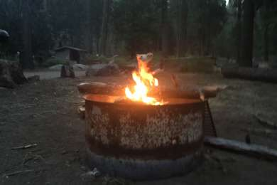 Big Silver Group Campground