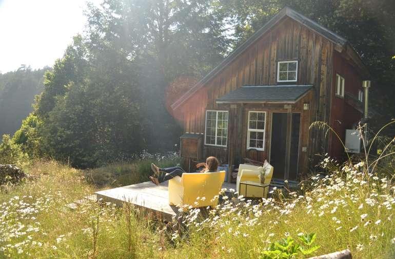 Newbird Cabin