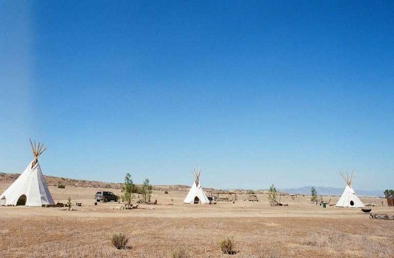 Tipi Village