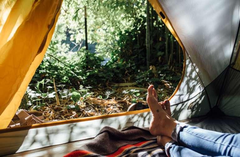 River Bend Resort, Tent 2