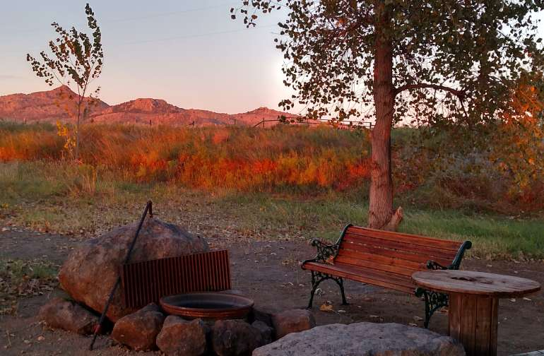 Buffalo Dream Ranch Camping