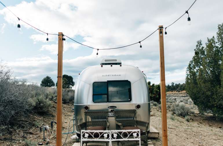 lodging airstream