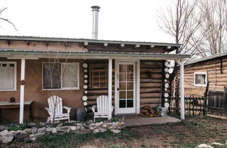 Frieda Lawrence Eco-Cabin