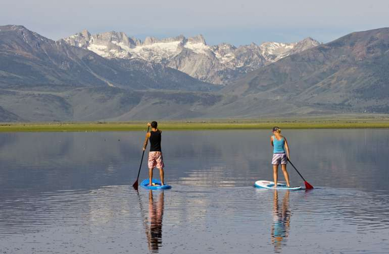 We have stand up paddle boards for rent!