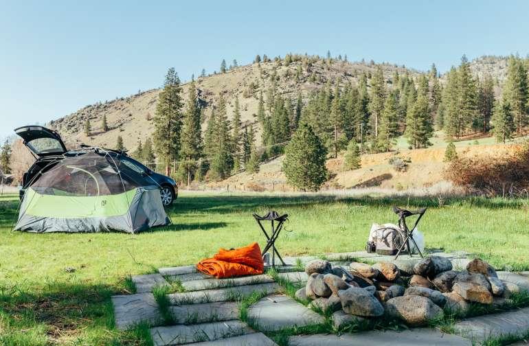 Campfire ready!