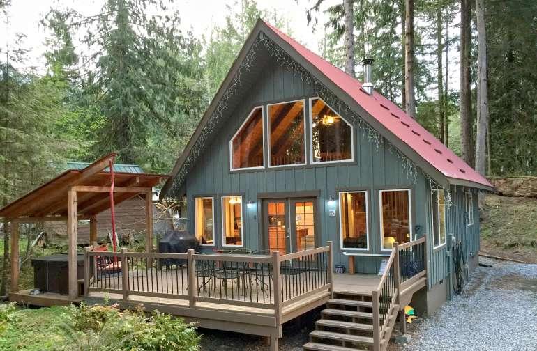 Mt. Baker Lodging – Cabin #99