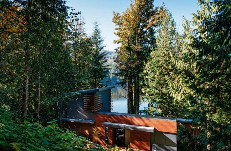 Mt. Baker Lodging – Cabin #83
