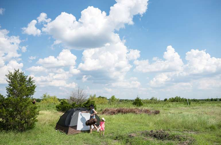Novo Tent Camping