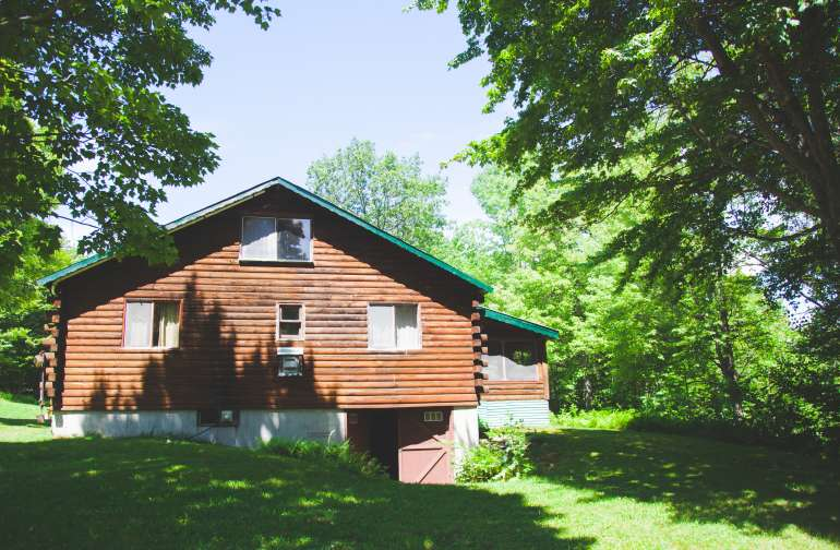 Ripley Hill Cabin