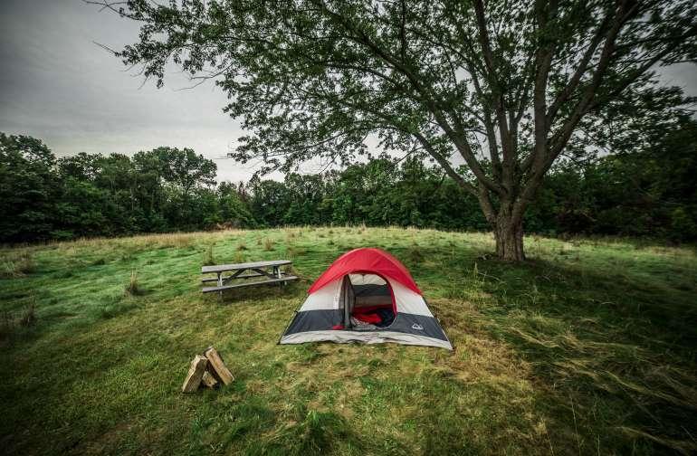 One good looking campsite.