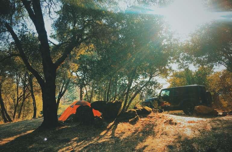 Campsite #3