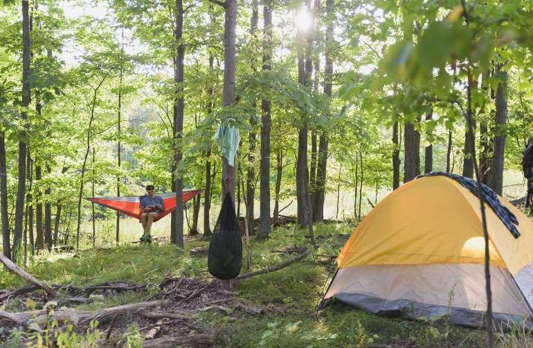 Private, quiet, and scenic