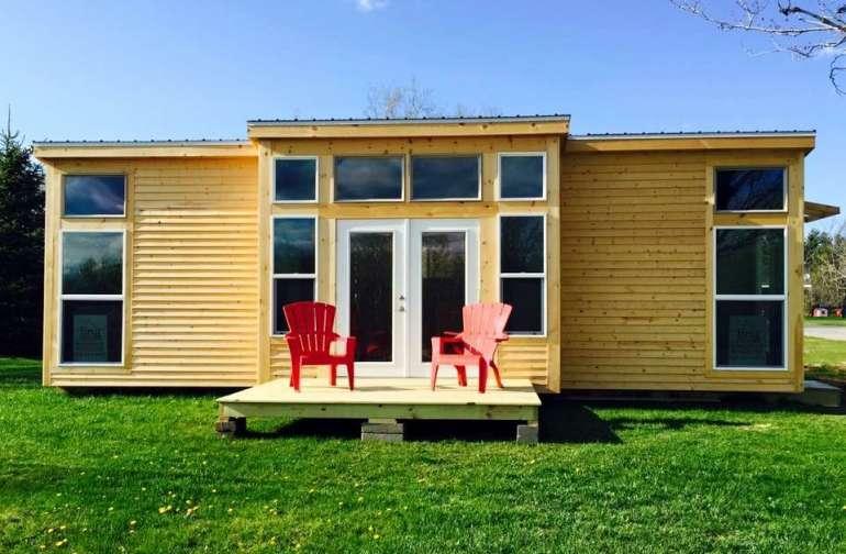 Sun House, Tiny House