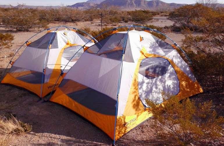 HMH Tent/Vehicle Camp