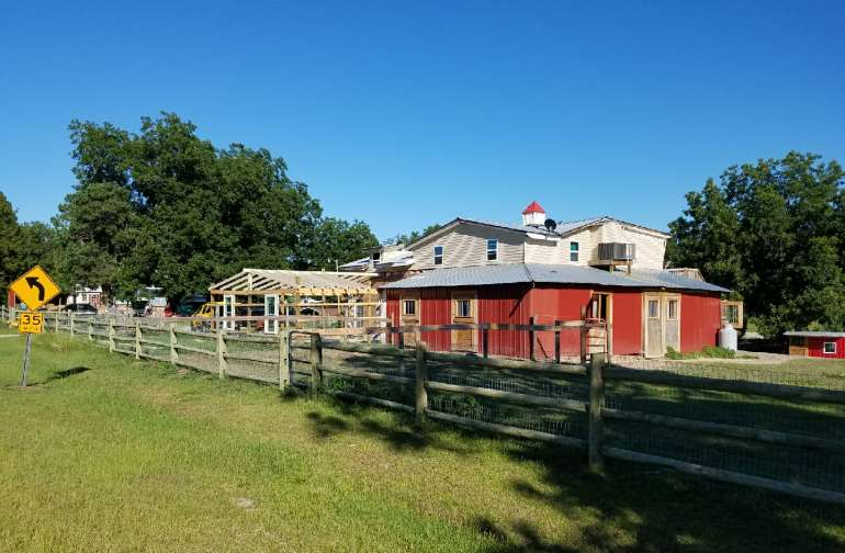 Barn Sweet Barn !