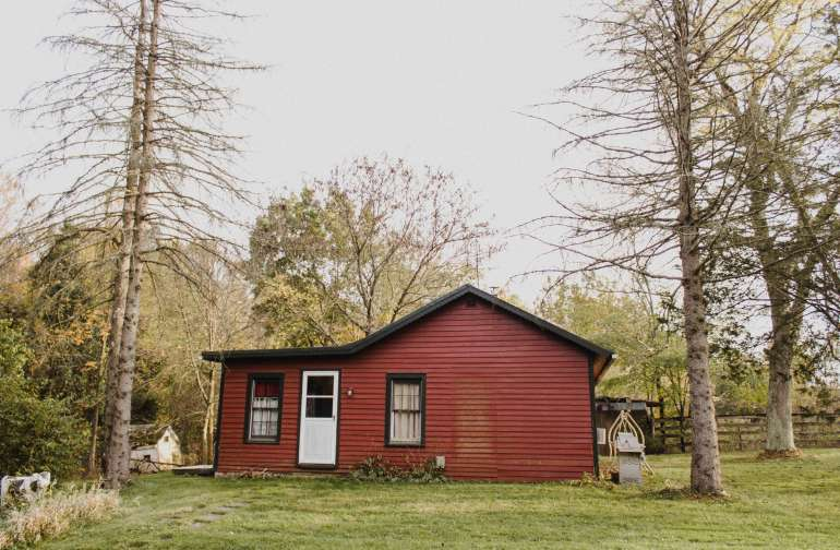 The Hoot Owl Cabin